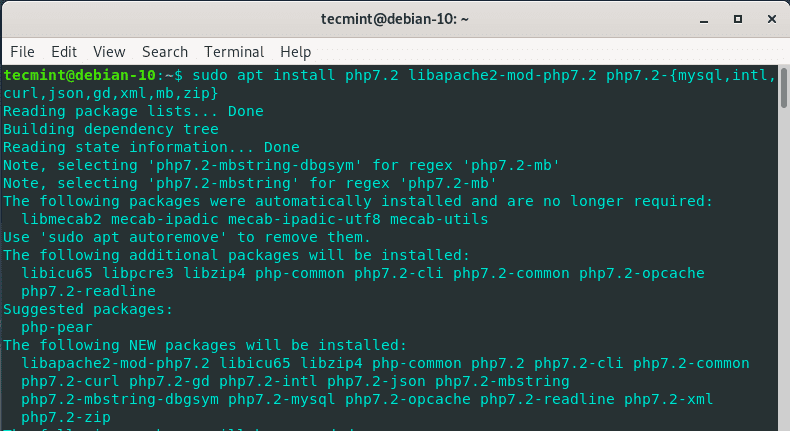 Install-PHP-in-Debian