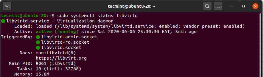 Check-libvritd-Status