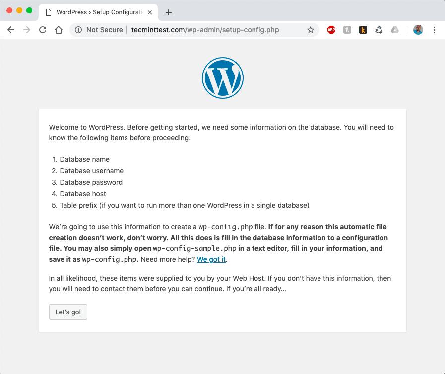 Setup-WordPress-on-CentOS-7