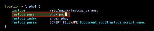 connect-nginx-to-php-fpm-upstream-server - Как подключить NGINX к PHP-FPM