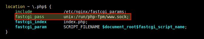 connect-nginx-to-php-fpm-using-unix-domain-socket - Как подключить NGINX к PHP-FPM