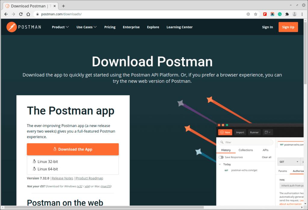 Download-Postman-Desktop-App