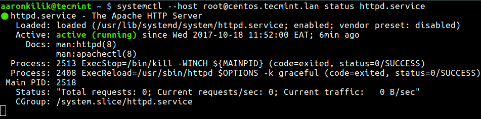 manage-systemd-on-a-remote-server