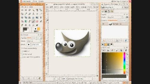 Разработчики обновили графический редактор GIMP, курсы Linux Unhatched