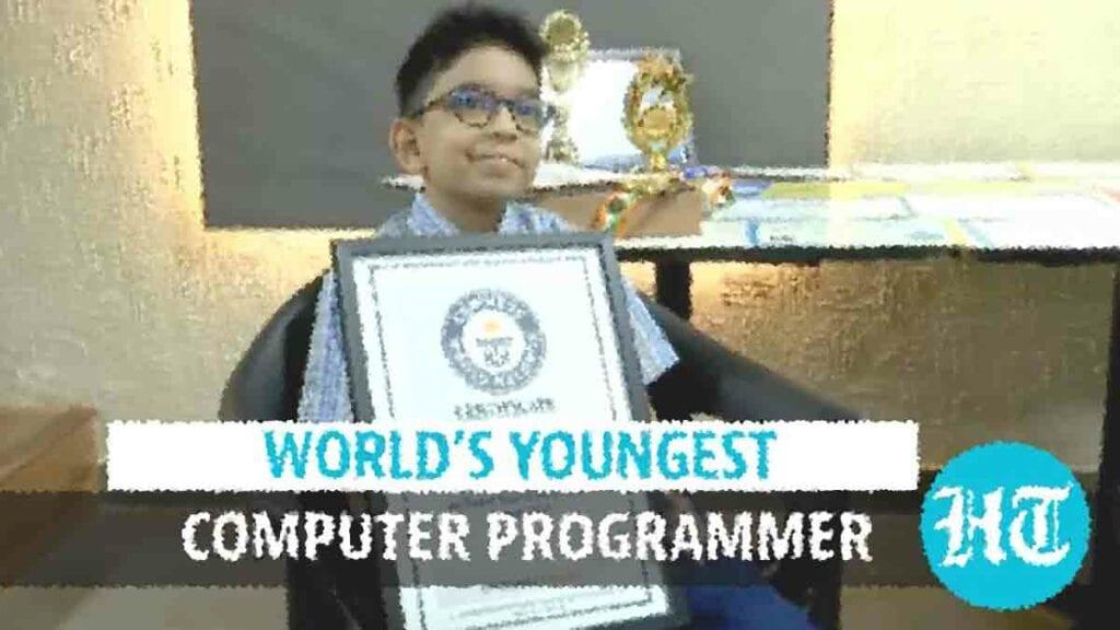Ребенок из Индии стал программистом в шесть лет, курсы по кибербезопасности бесплатно