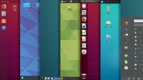 Среды рабочего стола Линукс, курсы Linux бесплатно Киев