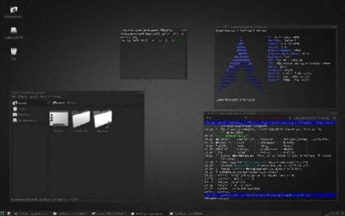 Учиться лучше на примере Arch Linux, установка Linux с нуля Харьков