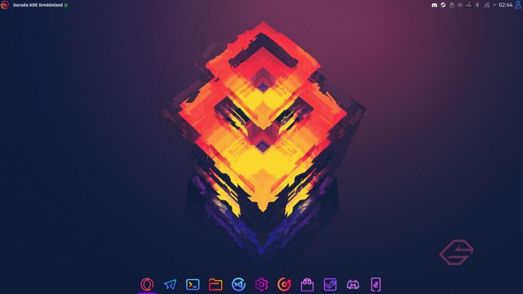 Garudo Linux